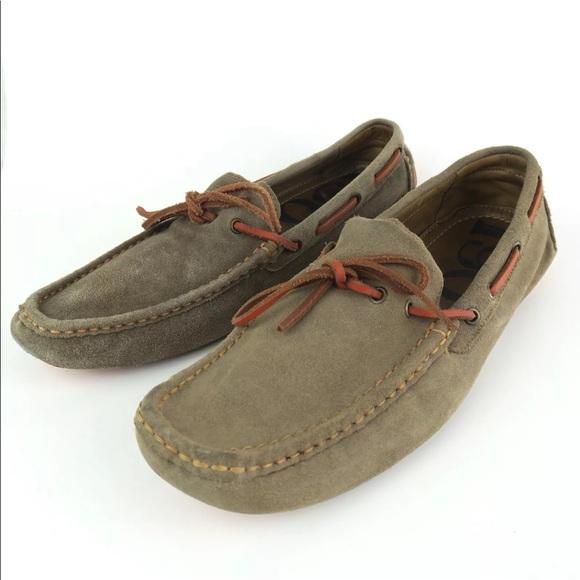 d48a942822a 1901 Nordstrom men Leather Driving Moccasins Shoes.  M 5b882310d8a2c7fd66dfd919